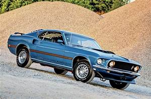 1969 Ford Mustang Mach 1 - Second-Owner Survivor Photo & Image Gallery