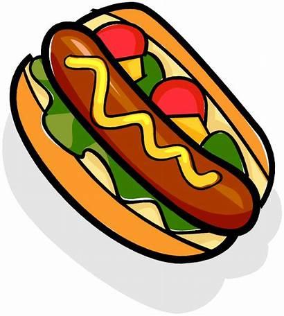 Dog Clipart Hotdog Relish Mustard Ketchup Royalty