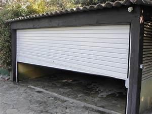 Porte De Garage A Enroulement : fermeco porte de garage ~ Dailycaller-alerts.com Idées de Décoration