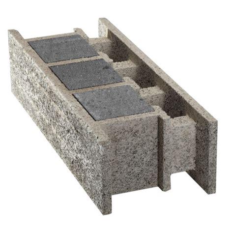 bloc de b 233 ton isolant avec ite int 233 gr 233 e pour maison passive