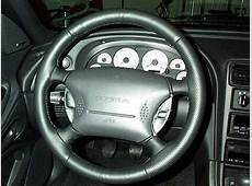 Mustang FR500 steering wheel, anyone put one on an L