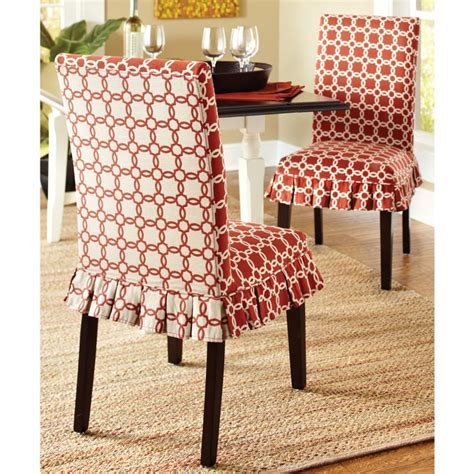 Pier 1 Parsons Chair Covers by 25 Best Ideas About Dining Chair Slipcovers On