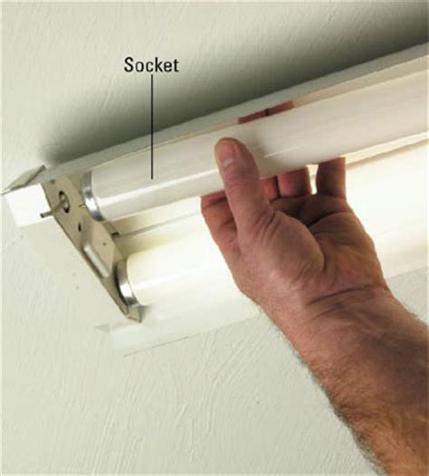 how to remove fluorescent light bulb image gallery installing fluorescent light bulbs
