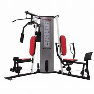 My Weight Machine Weider Pro 4250