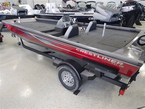 Crestliner Open Boat by Crestliner 18 Tc Boats For Sale Boats