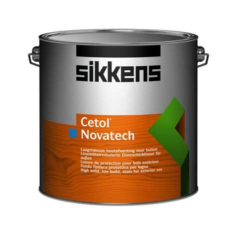 sikkens cetol novatech sikkens cetol novatech transparante zijdeglanzende high