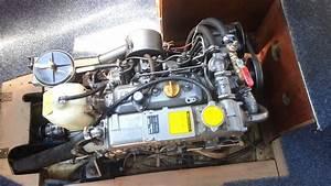 Yanmar 3hm35f Marine Engine Startup