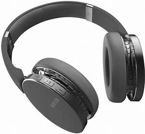 Promate Foldable Wired    Wireless Headphones  Portable
