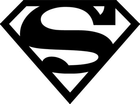 superman logo template superman logo clipart panda free clipart images