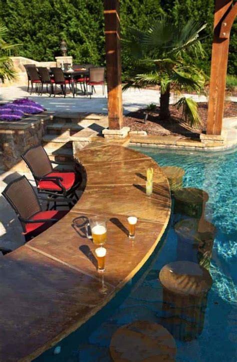 Bar Pool by 33 Mega Impressive Swim Up Pool Bars Built For Entertaining