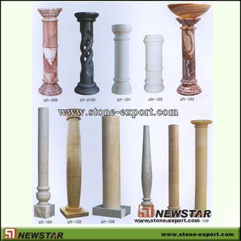 column columns pedestals pedestal