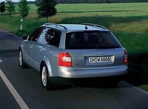 Audi A4 B6 Avant - Galerie Prasowe