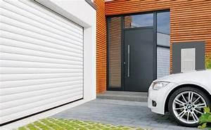porte sectionnelle hormann avec les meilleures collections With porte de garage enroulable jumelé avec ouverture de porte paris 5