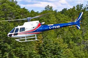 Eurocopter Canada Delivers Fifth Astar Aircraft To Paul U2019s
