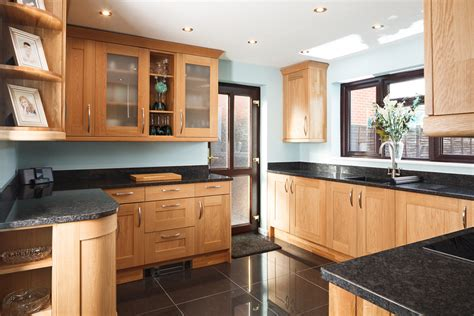 real oak solid wood kitchen units cabinets solid wood