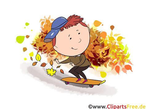 bilder herbst lustig herbst bilder lustig junge f 228 hrt skateboard