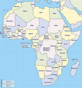 Countries of Af... African Countries