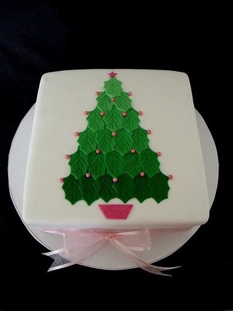 christmas cakes decorating ideas for kids 12