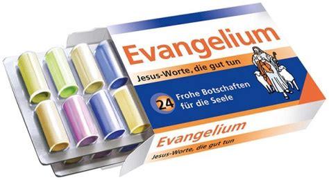 evangelium jesus worte die gut tun