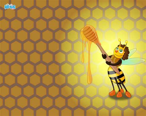draw honey bee worker hellokidscom