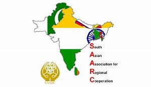 SAARC, stands for south Asian Association for regional Co ...