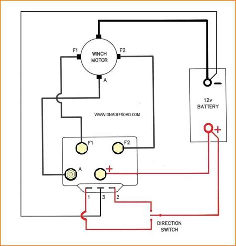 Warn Winch M12000 Wiring Diagram by Warn Winch Wiring Diagram 4 Post Wiring Diagram