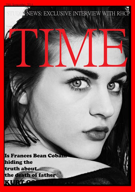 Time Magazine Mock Up Sheldonschoolmiacritchley
