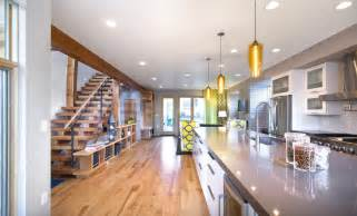 pendant lights kitchen island denver shield house by studio h t featuring pharos pendant lights kitchen island