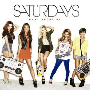 what about us the saturdays song wikipedia