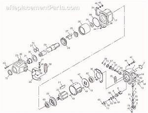 Chicago Pneumatic 1 U0026quot  Impact Wrench