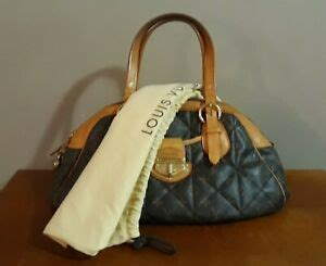 louis vuitton etoile bowling bag quilted monogram canvas ebay