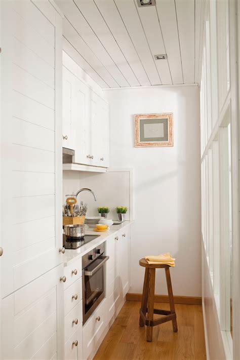 cocinas pequenas en  solo frente