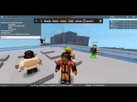 roblox fighters alpha youtube