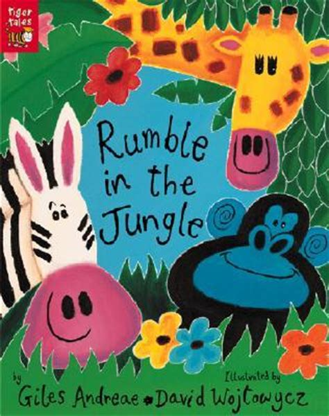 rumble   jungle  giles andreae reviews