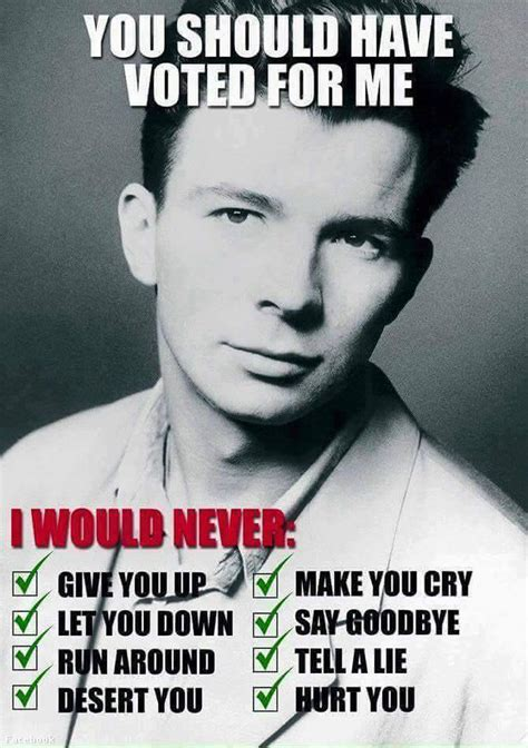 Rick Roll Meme - roll with rick rickroll know your meme