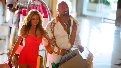 The Rock's Wife ( Dwayne Johnson's Wife Lauren Hashian