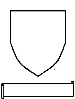 Blank Soccer Crest Templates by Blank Soccer Crest Templates Clipart Best
