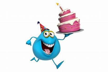 Monster Funny Cartoon Cake 3d Smile Adult