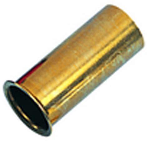 Brass Drain Plug Sleeve - CP Performance