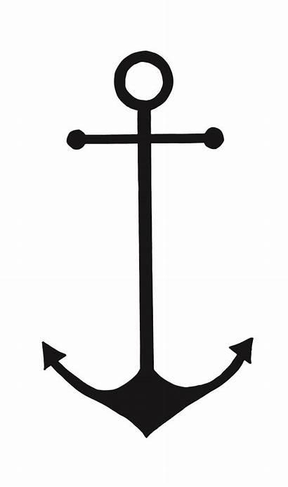 Anchor Clipart Clip Anchors Ship Cliparts Julia