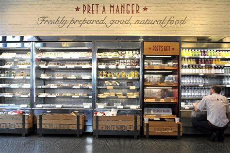 Filipino fast food corporation could take over Pret A ...