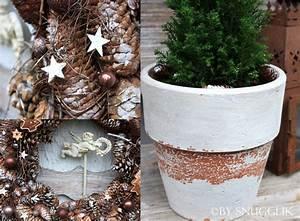 Abtreter Für Draußen : weihnachtliche dekoration f r draussen ~ Orissabook.com Haus und Dekorationen