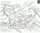 Thor Coloring Pages Dragon Viking Warrior Fighting God Against Friends Thunder Oncoloring sketch template