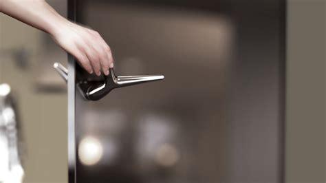 touch kitchen faucet branch door handle orlach design