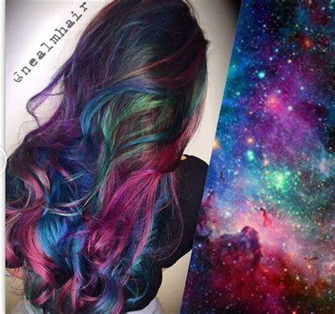 20 Galaxy Hair Color Ideasthe Breathtaking Beauty Vpfashion