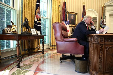 Trump's White House Redecoration Cost .75 Million In