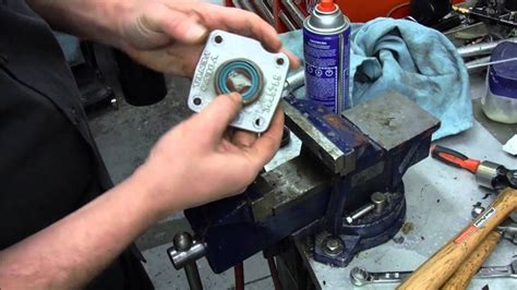 volvo sx drive shift shaft seal replacement youtube