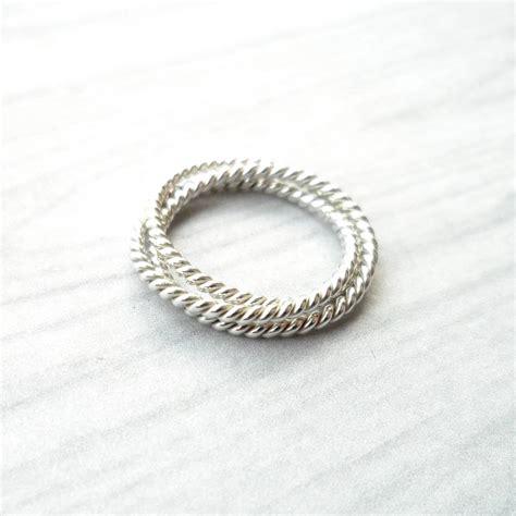 russian twist wedding ring by buskirk jewellery