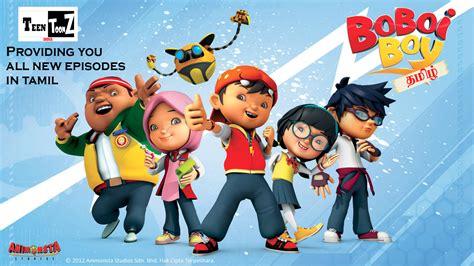 boboiboy tamil episodes hungama tv dubbed teen toonz
