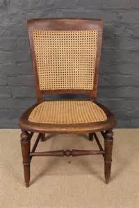 19th Century Cane Back Chair  Antiques Atlas